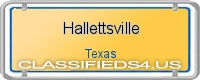 Hallettsville board